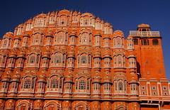 Jaipur Palace of the Winds 6 (Debbie Sabadash) Tags: india jaipur rajasthan