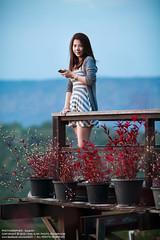 IMG_8785 (Sclub501) Tags: trip travel red portrait cute girl canon eos ef135f20 ef135mmf20