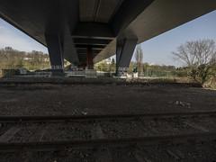 Unter der (Schnettker-) Brücke