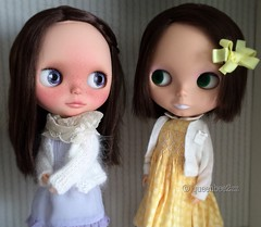 """""""Who are you and why are you so 'rosie'?""""  Juni asks the new girl."""