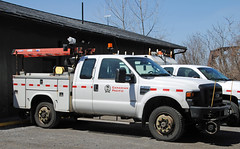 Canadian Pacific Signal Repair Units (zamboni-man) Tags: park county truck campus fire office state saratoga police dec springs plow ems skidmore counties ecos schenectady nysdec albnay nysdececos