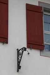 (:Linda:) Tags: germany bavaria town franconia flagholder hilpoltstein