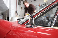 New York Motor Club Detailing Shop