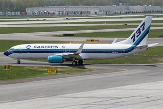 Eastern Boeing 737-800 N276EA KCMH 02MAY15