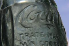 IMG_8503 (ultomatt) Tags: glass vintage bottles pop soda cocacola cokebottles