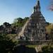 Templo I visto da Acrópole Central