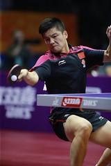 FAN_Zhendong_WTTC2015_R_G_8353r (ittfworld) Tags: world sport ball championship shanghai emotion action young tennis tabletennis junior championships chine