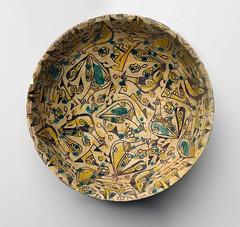 Nishapur Bowl (persian.painting) Tags: nishapur bowl persian painting نقاشي ايراني نگارگري