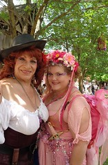 She Insisted On A Pic Of The Two Of Us (Laurette Victoria) Tags: wisconsin bristol costume renfaire