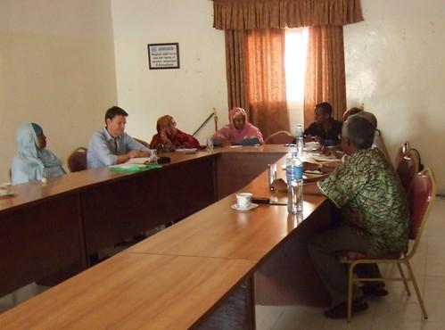 Somaliland - Election day