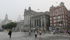 The Bund (Shanghai, China) (courthouselover) Tags: china 中国 peoplesrepublicofchina 中华人民共和国 shanghaishi 上海市 shanghai 上海 thebund 外滩 huangpudistrict huangpu 黄浦区 asia