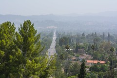 The blur (jflo2photography) Tags: usa city green nature earth california losangeles la smog haze fog landscape