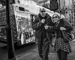 Walnut Street, 2016 (Alan Barr) Tags: street people blackandwhite bw philadelphia monochrome lumix mono blackwhite candid streetphotography panasonic sp streetphoto walnutstreet 2016 gx8