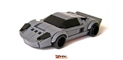 Ford GT (ZetoVince) Tags: vince zeto zetovince lego greek ford gt gt40 car tutorial instruction sport video motor