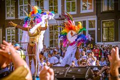 Rainbow wings (farflungistan) Tags: canon7d europride2016 summer2016 amsterdam holland jordaan nederland netherlands streetphotography