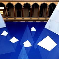 let us iceberg (christaki) Tags: architecture arch iceberg nbm nationalbuildingmuseum dc