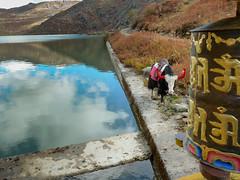 . (S_Artur_M) Tags: travel india nature lumix natur panasonic himalaya indien sikkim reise gebetsmhle prayerroll tz10