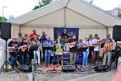 Festival of Firsts Hoylake (sab89) Tags: street st festival ukulele market 1st outdoor band parade event bands 40 firsts wirral hoylake 2016 ukey