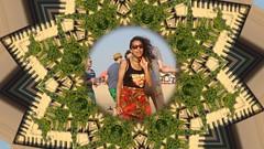 AIMEE DANCE MANDALA (Mike Perry Drums) Tags: anthropocene mike perry music drums goa mumbai kerala post punk experimental rock dub reggae idm lapse video psychedelic mandala guitar keyboard flute ocean palm trees