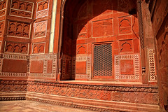 Taj Mahal 223 (David OMalley) Tags: world india heritage river site tomb taj mahal agra unesco mausoleum shah pradesh uttar jahan mughal mumtaz yamuna