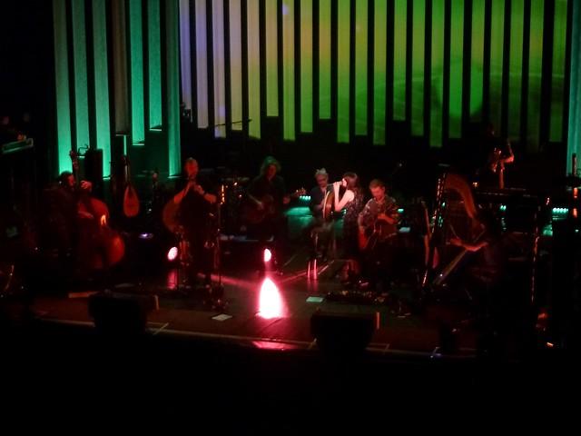 Nolwenn Leroy - Ô TOUR de l'Eau - Théâtre du Casino, Enghien-les-Bains (2014)