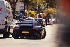 Porsche 991 GT3 (Eitanix) Tags: porsche 991 gt3 israel cars black