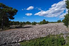 El Mar de Piedra (TrustyOldGear) Tags: cuenca ciudadencantada naturaleza rocas erosin formacionesrocosas mardepiedra cielo nubes