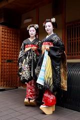 ( (nobuflickr) Tags: 20160801dsc05073     maiko  geiko    kyoto japan gionkouu  marika