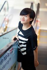 Ha-My (1) (RicKy Le^) Tags: sunshine girl hangout cute saigon vietnam smile teen