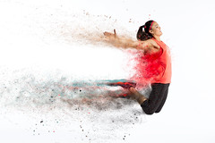 Fly like a comet (ZTW1) Tags: 2016 christina zachwerner athlete body fitness gym health indoor lighting people sports studio studiolighting trainer training workout