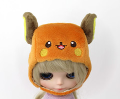Raichu Blythe hat