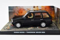 Range Rover - Tomorrow Never Dies (nighteye) Tags: 143 jamesbondcarcollection jamesbond 007 rangerover tomorrowneverdies
