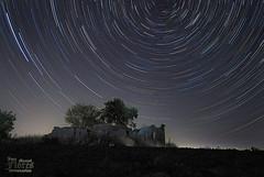 CIRCUMPOLAR 1 (JuanMa-Zafra) Tags: circumpolar nocturnas noche trpode nikon d700 full frame campo estrellas polar
