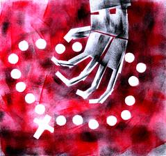 Padre sem cabeça (rodrigo okuyama) Tags: estencil stencil assombração ghost itariri