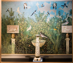 IMG_0086 (jaglazier) Tags: 1stcentury 1stcenturyad 2016 4thstyle 72316 animals birds campania copyright2016jamesaglazier crafts deciduoustrees fountains frescoes fruittrees goldfinchs grecoroman heads herms italy july landscape marble museoarcheologiconazionale museoarcheologiconazionaledinapoli naples napoli national nationalarchaeologicalmuseum nazionale painting plants pomepii religion rituals roman sparrows stonesculpture trees archaeology art figs floral flowers fresco gardens hopoee illusionism landscapes laurel magpies pigeons sculpture tromploeil wallpainting