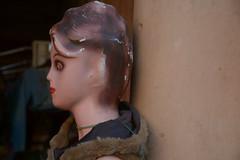 20085 (Panegyrics of Granovetter) Tags: mannequin fashion creepy morocco souk taroudant