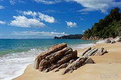 20150319-24-Goat Bay (Roger T Wong) Tags: sea newzealand clouds trek outdoors sand rocks walk hike nz southisland np bushwalk tramp abeltasmannationalpark 2015 goatbeach rogertwong sonyfe2870mmf3556oss sony2870 sonya7ii sonyilce7m2 sonyalpha7ii