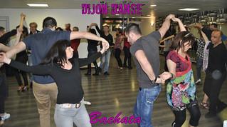 Bachata à Dijon Danse