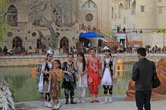 Nowruz by Lyabi Hauz, Bukhara, Uzbekistan