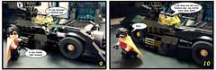 Lego Batman | Custom MOC Batmobile Comic Style Introduction 5 (AC Studio) Tags: building brick robin car dark comics myself toy toys design dc batcave comic lego bruce wayne bricks cartoon bat retro collection vehicles return legos batman vehicle knight custom scratch batmobile ideas rises moc scratchbuilt batwing batboat