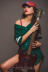 Wouter Keuris Fotografie-15 (wouter.keuris) Tags: sexy rock les paul model photoshoot bass guitars fender gibson hardrock epiphone squier telecaster framus