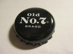 Jack Daniel's No. 7 (kalscrowncaps) Tags: beer soft caps ale cider drinks crown bier soda pils lager