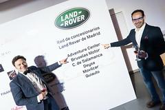hipódromo de la Zarzuela - Land Rover 113