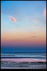 El mar argentino en Las Grutas
