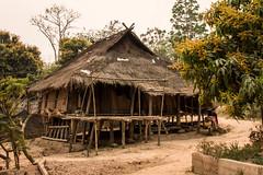 Village Akha. Muang Sing. Laos (Thierry Leclerc 60) Tags: aka asia village asie tribe laos minority lao akha tribu natives iko muangsing tribue minorit eos70d