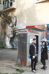 Fotoautomat (Olivier Dubrasquet) Tags: street berlin germany fotoautomat stphotographia