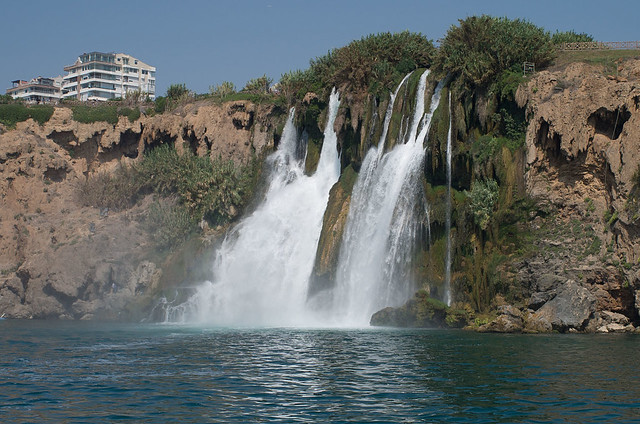 водопад анталия