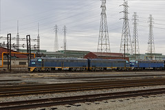 CTVX 061, 062, 060 (gman.light) Tags: ohio cleveland clevelandohio marc locomotive e9 e8 steelmill emd arcelormittal emde8 ctvx clevelandterminalandvalleyrailwayincorporated ctvx61 ctvx60 ctvx62