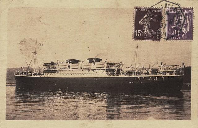 1931-1948  JEAN LABORDE avant 1936