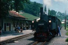 Steyrtalbahn 1980 (Keith Halton) Tags: austria u gauge narrow steyr obb steyrtalbahn 760mm